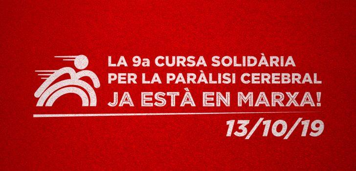 """La 9a edició de la cursa solidària """"En marxa per la paràlisi cerebral"""" de la FEPCCAT tindrà lloc el 13 d'octubre"""
