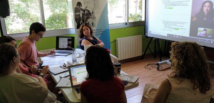 El grup de treball sobre Tractaments i Teràpies del projecte Talento ASPACE tanca el primer semestre a l'APPC de Tarragona