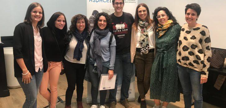 Els grups del projecte Talento ASPACE que coordina la FEPCCAT participen a les Jornades tècniques de Talento ASPACE a Madrid
